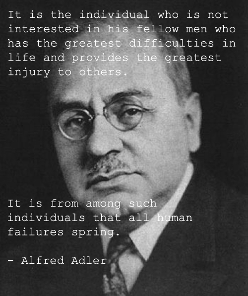 For the Love of Counseling Theories Adlerian Theory